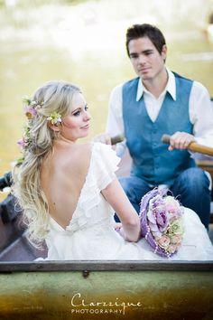 Adorable Tangled wedding inspiration