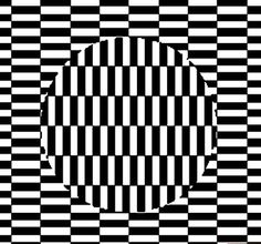 Optical Illusion.