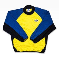 a15784909be83 Adidas Vintage Shirt Men 90s Adidas Retro Sports Shirt