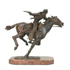 Pony Express II by Harry Jackson Horse Sculpture, Modern Sculpture, Animal Sculptures, Bronze Sculpture, Pony Express, Horse Gifts, Mexican Designs, Carving Designs, Western Art