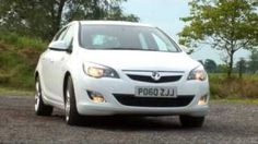 Vauxhall Astra road test and review video.