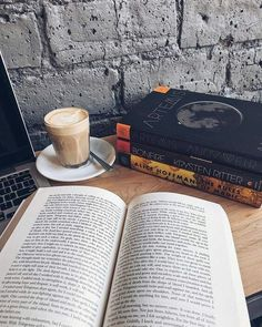 Artemis by Andy Weir, the much anticipated new novel from the author of The Martian! Bonfire by actress and producer Kristen Ritter and, The Rules of Magic by Alice Hoffman, the prequel to. Book And Coffee, Coffee And Books, Coffee Shop, I Love Books, Books To Read, My Books, Book Aesthetic, Study Inspiration, Study Motivation