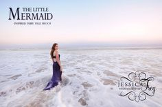 Do this when you get engaged! The Little Mermaid Fairy Tale inspired engagement pictures! New Little Mermaid, Little Mermaid Wedding, Mermaid Under The Sea, Photography Poses, Wedding Photography, Beach Wedding Inspiration, Wedding Ideas, Mermaid Fairy, Princess Photo