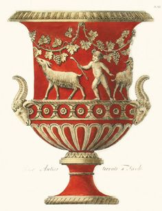 Terracotta Urn 7