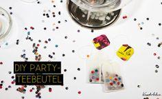 Pin it! DIY: Lustige Teebeutel als #Deko für die Teeparty by kreativbühne