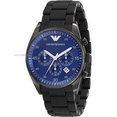 Mens Emporio Armani Chronograph Watch AR5921