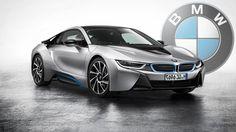 2015 BMW i8 Coupe Super Car Wallpaper