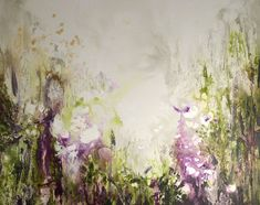 Purple Pathway - 48 x 60 - available