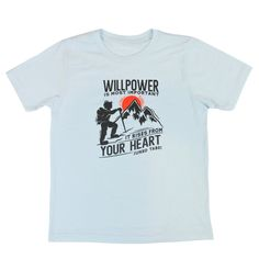 Junko Tabei Mountaineer T-Shirt - Extra Small (4-5)