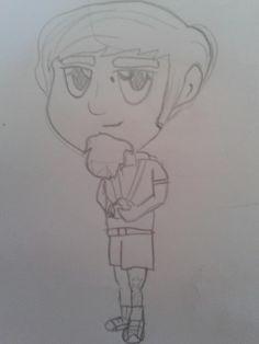 Caricatura Joxe Análoga