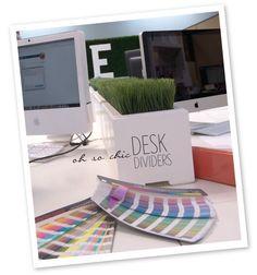 elum designs desk dividers