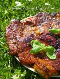 Karkówka w ostrej marynacie Kielbasa, Barbecue, Pork, Tasty, Meat, Pokemon, Kitchen, Gastronomia, Crickets