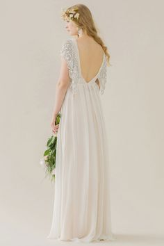 """Stunning Wedding Dresses from Rue de Seine Bridal  New Bohemian Inspired """"Young Love"""" Collection  http://storyboardwedding.com/rue-de-seine-bridal-unveils-new-bohemian-inspired-young-love-collection/"""