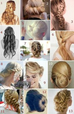 Pleasing 1000 Images About Amazing Girly Cool Super Awesome Hairstyles Short Hairstyles Gunalazisus