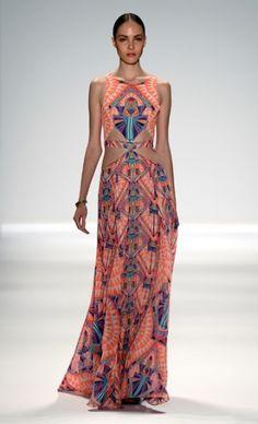 New York Fashion Week, printemps/été 2014: Mara Hoffman |L'Entre-Deux by FASHIZBLACK.com