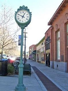 Niles Blvd. in Fremont, CA. Love the neighborhood and the antique shops :)