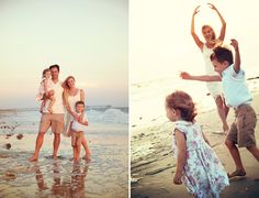 www.timelessfotographie.com Children and family photography ideas beach