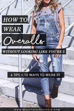 How to Wear Denim Ov