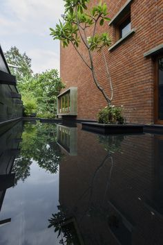 Gallery of Brick House / A for Architecture - 16