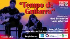 Tempo de Guitarra GuitarraGuitarra 18 Nov.