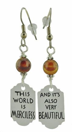 Unique Creations — Attack on Titan Inspired Earrings