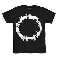 Social Circle T-shirt – Stay Home Club