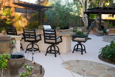 Check out other details of this project by AAA Landscape Specialists like cost and location #Bar #Backyard