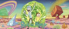 rick and morty wallpaper - Google Search