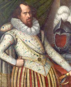 Ulrik of Denmark - Son of Frederick II and Sophie of Mecklenburg-Güstrow. Danish Royals, Denmark, Sons, Royalty, High Neck Dress, Saree, Children, Pictures, Genealogy