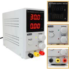 98.60$  Watch now - http://alizvw.shopchina.info/1/go.php?t=32817306739 - LW-K1002D Adjustable DC power supply 0~30V 0~10A ,110V/220V, Switching Power supply Voltage Regulators  #bestbuy