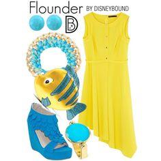 Disney Bound - Flounder