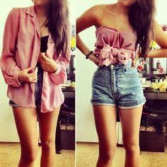 shirt to dress | Tumblr