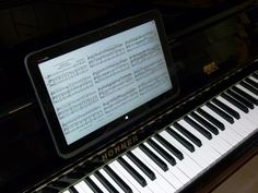 Power-Music-on-Tablet