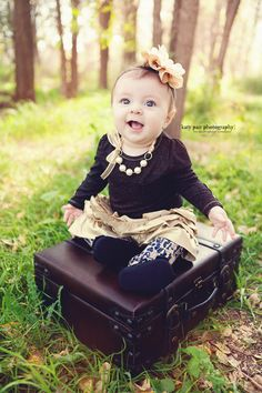 Baby's First Year photo sessions with Katy Pair Photography
