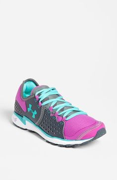 Under Armour Micro G Mantis Running Shoe (Women) available at nike shoes foe women Nike Free Run, Nike Free Shoes, Nike Shoes Outlet, Running Shoes Nike, Hiking Shoes, Nike Under Armour, Under Armour Shoes, Nike Outfits, Summer Outfits