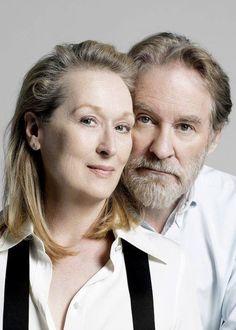 Meryl Streep and Kevin Kline