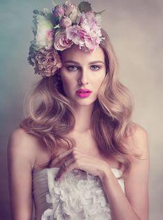 bridal makeup // wedding day inspiration