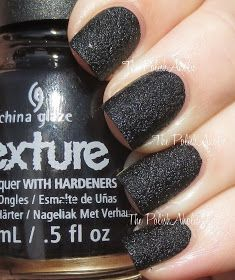 The PolishAholic: China Glaze Halloween 2013 Monsters Ball Collection Swatches - Bump In The Night