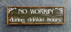 Kitchen/bar sign http://www.etsy.com/listing/123030695/wood-signs-bar-sign-western-wall-decor