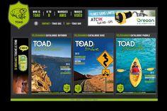 Réalisation Site Internet - TOAD - http://www.toad.fr
