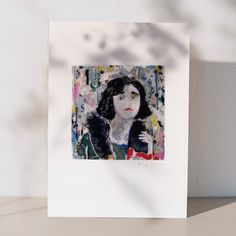 Collage Artwork, A4 Size, A3, Portugal, Portraits, Art Prints, Printed, Paper, Frame