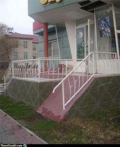worst ramp. ever.