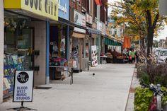 Bloor Street West Toronto