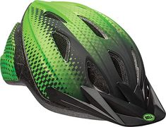 Bell Banter Youth Bike Helmet ** You can find out more details at the link of the image. (This is an affiliate link) Mountain Bicycle, Mountain Biking, Kids Helmets, Kids Bike, Water Crafts, Tricycle, Bicycle Helmet, Youth, Halo