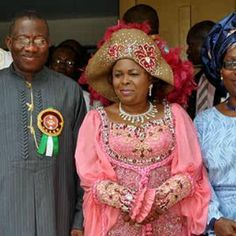 Dame Patience Jonathan Linked to Election Violence in Rivers State - http://www.nigeriawebsitedesign.com/dame-patience-jonathan-linked-to-election-violence-in-rivers-state/