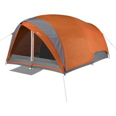 Ozark Trail 8-Person Dome Tunnel Tent with Maximum Weather Protection