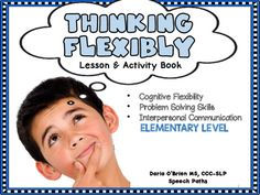 "Great for students with autism spectrum disorder and other ""rigid"" thinkers!"