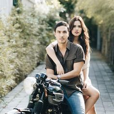 Motor bike wedding photo ideas New Ideas