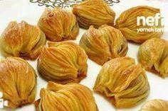 Ağızda Dağılan Burma Baklava – Nefis Yemek Tarifleri