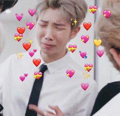 Read 10 from the story Memes De BTS Para Responder! Namjoon, Jhope, Taehyung, Jimin, Seokjin, Hoseok, Bts Meme Faces, Funny Faces, Yoonmin